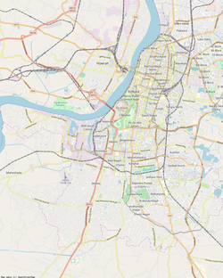 Ward No. 83 is located in Kolkata Street Map
