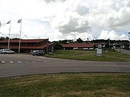 Båstad kommunehuse