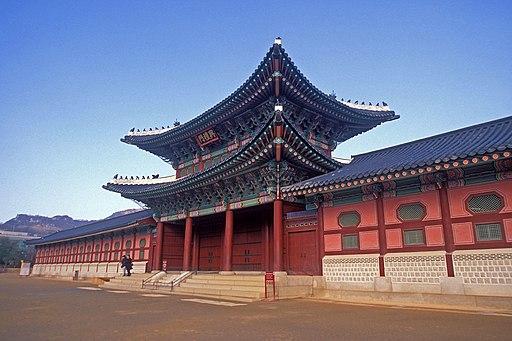 Korea Gyeongbokgung