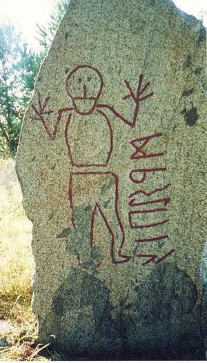 Krogsta runestone