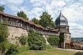 Kronach - Stadtmauer und Hexenturm.jpg