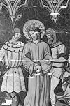 kruiswegstatie, detail - schin op geul - 20197656 - rce