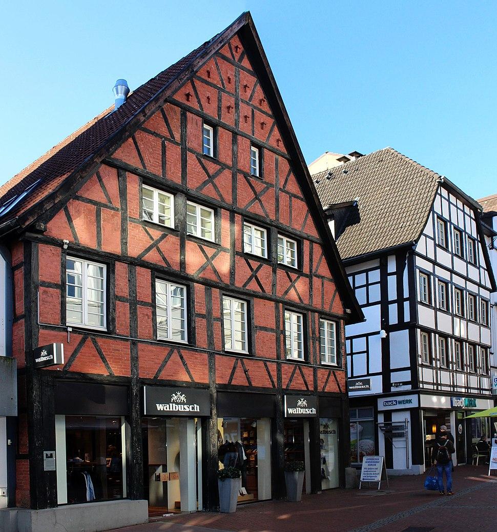 Kunibertistraße Nr. 16 (ältestes Haus der Stadt)