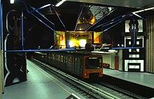 Kunstwerk metrostation Bizet 1992.jpg