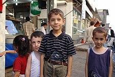Kurdish Boys Diyarbakir