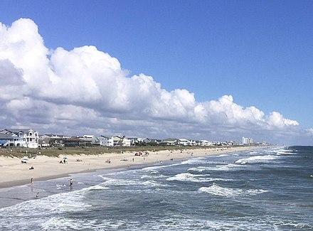 Pleasure Island North Carolina Wikiwand