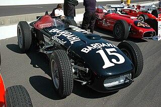 Jimmy Davies American racing driver