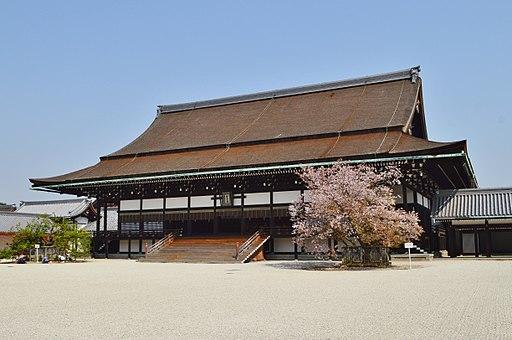 Kyoto-gosho Shishinden zenkei-4-2