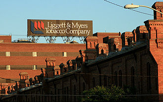 Liggett Group - Image: L&Mdowntowndurham