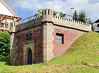 Lörrach-Stetten - Historisches Wasserreservoir Buckweg.jpg