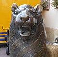 Löwe vor dem Rathaus - panoramio (1).jpg