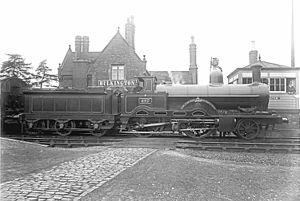 LNWR Dreadnought Class - No. 507 Marchioness of Stafford