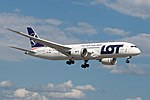 LOT Polish Airlines Boeing 787-8 SP-LRG (35417459140).jpg