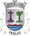 Coat of arms of Frielas