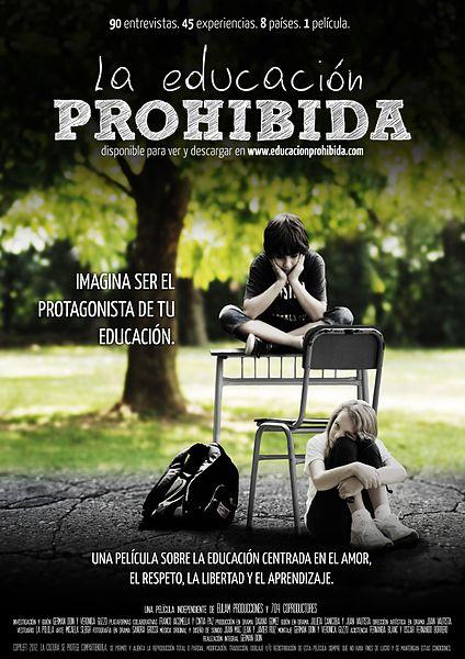 File:La Educación Prohibida (poster).jpg