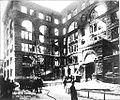 La grande conflagration du 23 janvier 1901 - La partie Est du Board of Trade.jpg