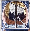 La navigation de St Brendan, Image du Monde.jpg