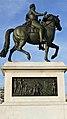 La statue équestre de Henri IV au Square Vert-Galant sur le terre-plein du Pont-Neuf.jpg
