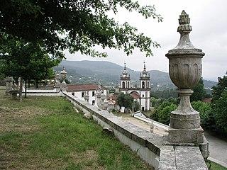 Labruja Civil parish in Norte, Portugal