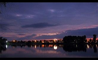 Costinești - Image: Lac costinesti