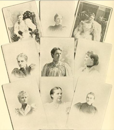 Ladies of the Cabinet