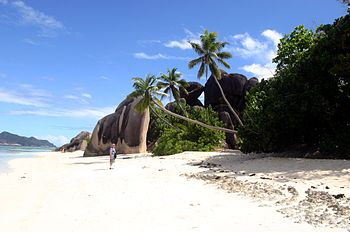 English: :La Digue Seychelles Photograped by M...
