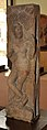 Lady Playing with Parrot - Circa 2nd Century CE - Mahaban - ACCN 12-258 - Government Museum - Mathura 2013-02-23 5735.JPG