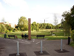 Ladywell Fields, London Borough of Lewisham, SE13 SE6 (2611258266).jpg