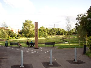 Ladywell - Image: Ladywell Fields, London Borough of Lewisham, SE13 SE6 (2611258266)