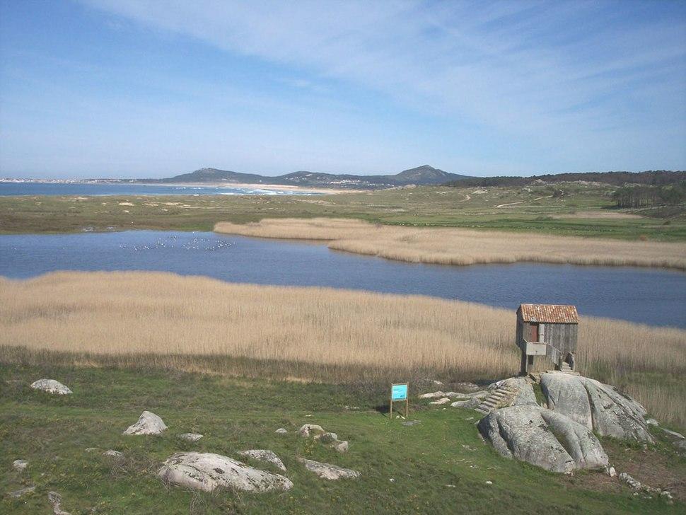 Lagoa de Vixan