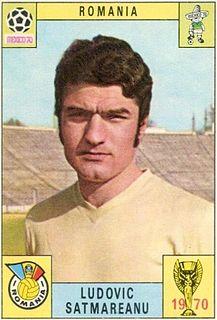Lajos Sătmăreanu Romanian footballer