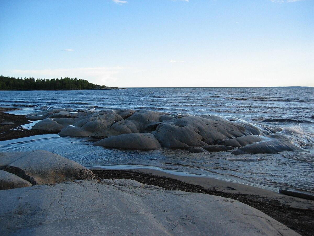 St Ignace Island Ontario