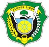 Official seal of East Flores Regency