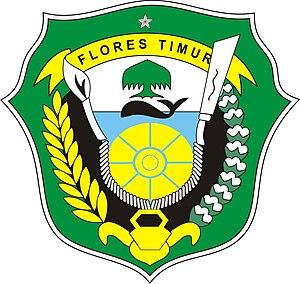East Flores Regency - Image: Lambang Kabupaten Flores Timur
