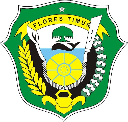 File Lambang Kabupaten Flores Timur Jpg Wikimedia Commons