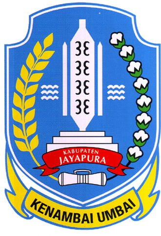 Jayapura Regency - Image: Lambang Kabupaten Jayapura