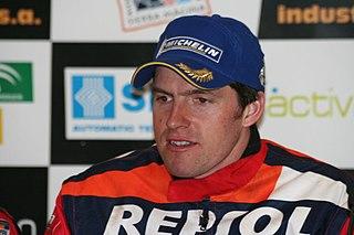 Dougie Lampkin British motorcycle racer