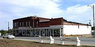 Lancaster, Missouri - Lancaster City Hall