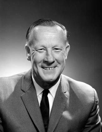 Deputy Prime Minister of Australia - Image: Lance Barnard 1967
