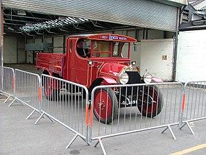 Lancia Jota - 1921 Lancia Triota