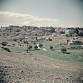 Landschap in de omgeving van Jeruzalem, Bestanddeelnr 255-9773.jpg
