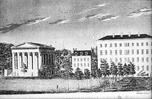 Lane Theological Seminary - Campus of Lane Theological Seminary