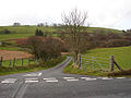 Lane to Llanafan - geograph.org.uk - 285911.jpg