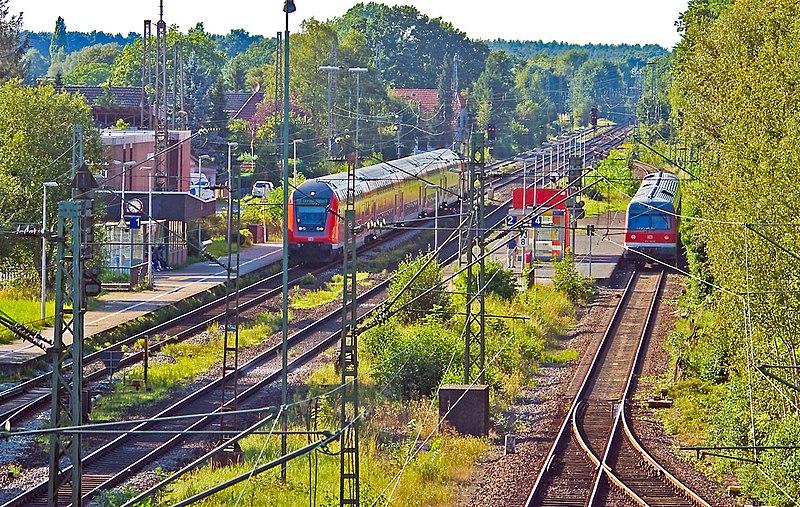 Bahnhof Langwedel