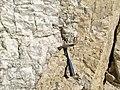 Large potassium feldspar & quartz crystals in pegmatitic granite (Ruggles Pegmatite, Devonian; Ruggles Pegmatite Mine, New Hampshire, USA) 1 (8290570829).jpg