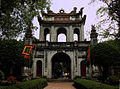 Lascar Entrance to The Temple of Literature (Van Mieu) (4550989230).jpg