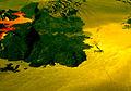 Lava lakes on Io (24798590925).jpg