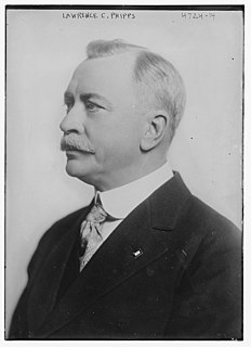 Lawrence C. Phipps American politician