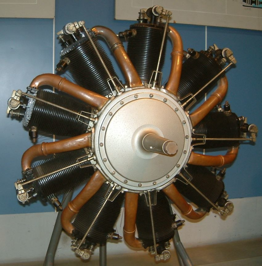Le Rhone 9C