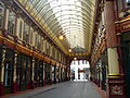Leadenhall Market on a quiet Sunday.JPG